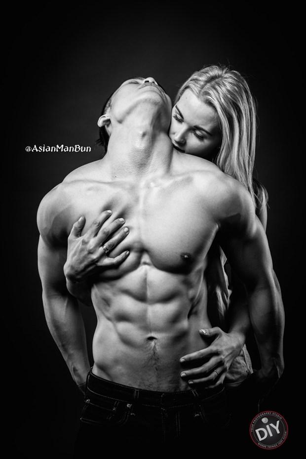 Mesmerized Artistic Nude Photo by Model @AsianManBun