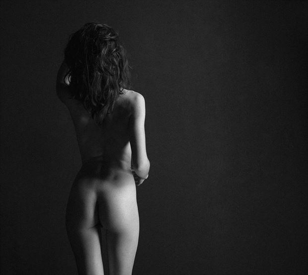 Michela Artistic Nude Photo by Photographer Adrian