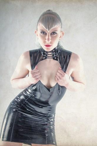 Micky Latex Dress Fetish Photo by Photographer Studio5graphics