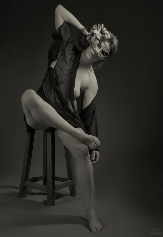 Midnight Parade  Artistic Nude Photo by Model Tricia DeAnne