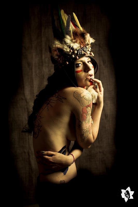 Miele Rancido Artistic Nude Photo by Photographer ImperfectFleur