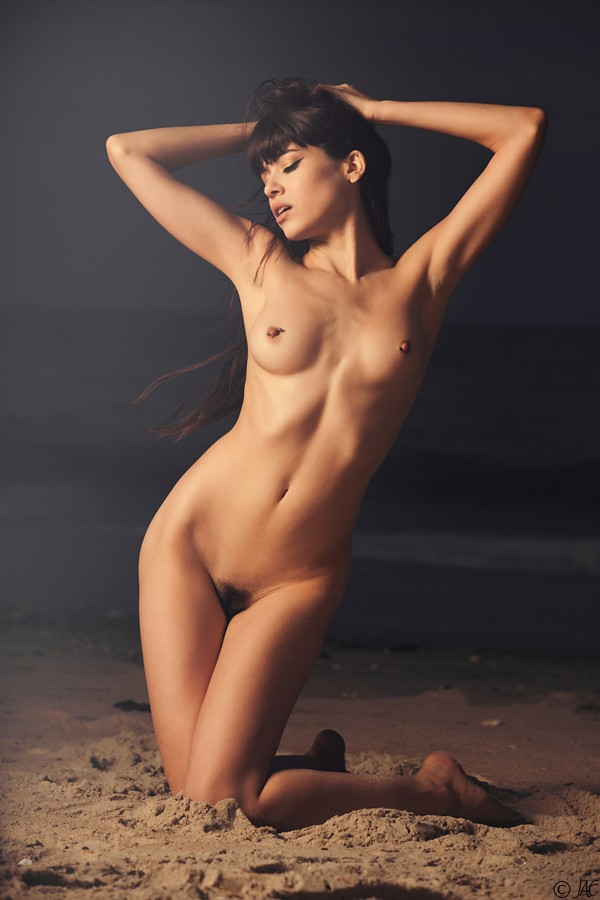Mika Artistic Nude Photo by Photographer JAE