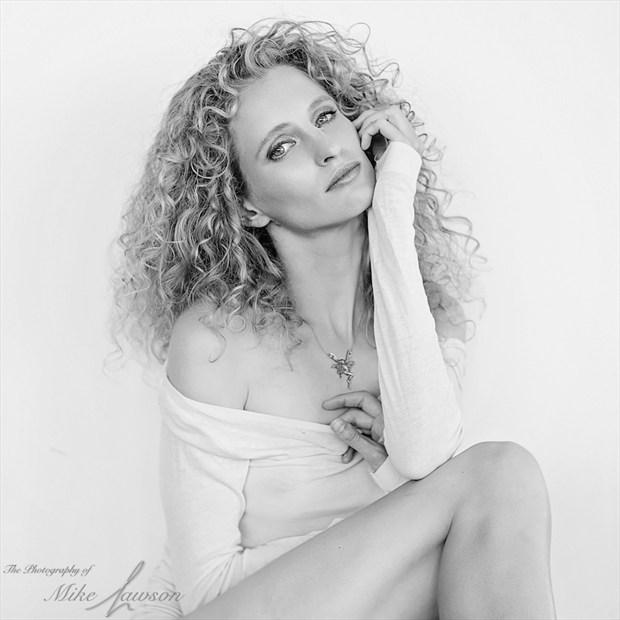 Mike Lawson Sensual Photo by Model Fredau