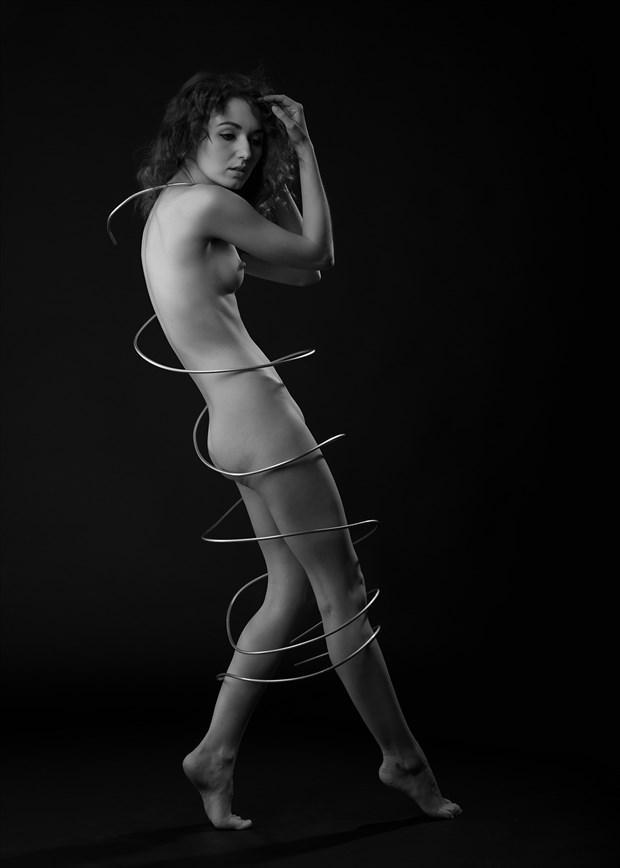 Minimalist... Artistic Nude Photo by Photographer ImageThatPhotography