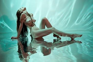 Mirabai Artistic Nude Photo by Photographer Scott Michaels
