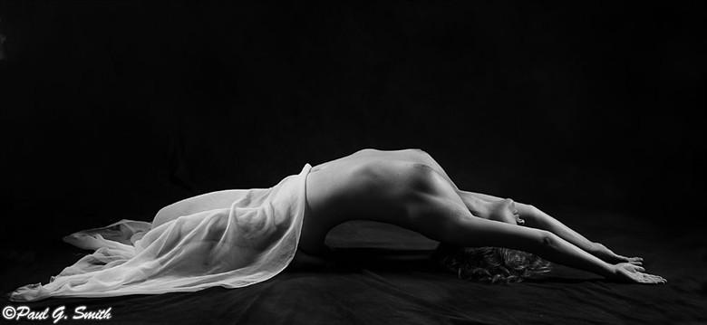 Mist Artistic Nude Photo by Model Arshae Morningstar