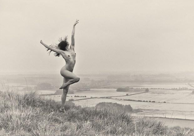 Misty Day Artistic Nude Photo by Photographer RayRapkerg