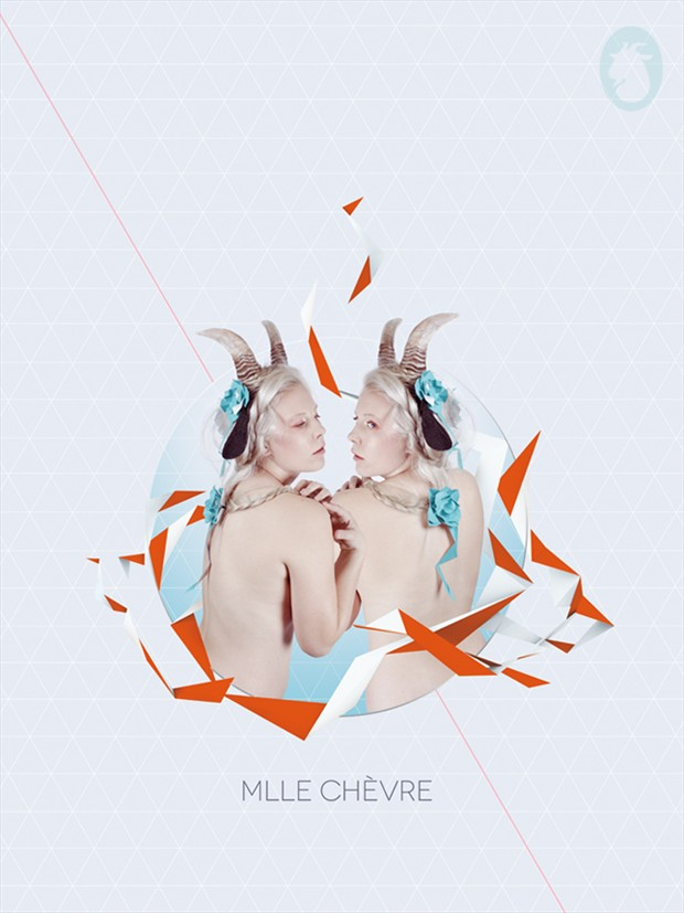 Mlle Ch%C3%A8vre Surreal Artwork by Photographer Mlle Ch%C3%A8vre