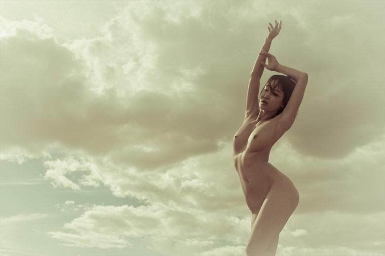 Moab Adventure 2017 Artistic Nude Photo by Artist April Alston McKay
