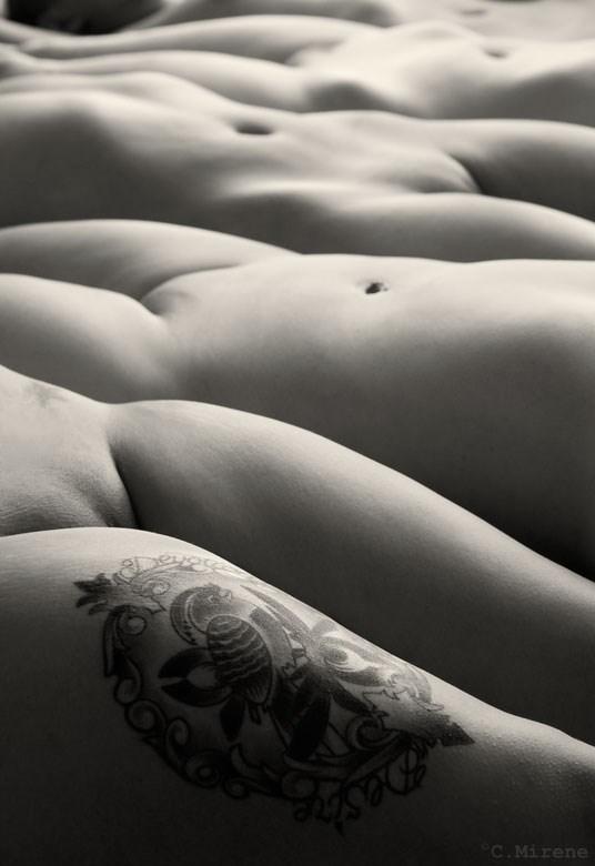 Models: Lyndsay, Missy DS, Amanda Lee, Chloey, Mischief Vixen Artistic Nude Photo by Photographer C Mirene