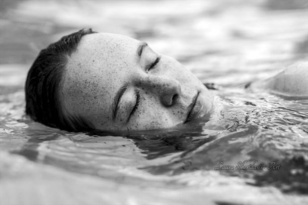 Modern Ophelia Fantasy Photo by Photographer Laura Sheridan's Art
