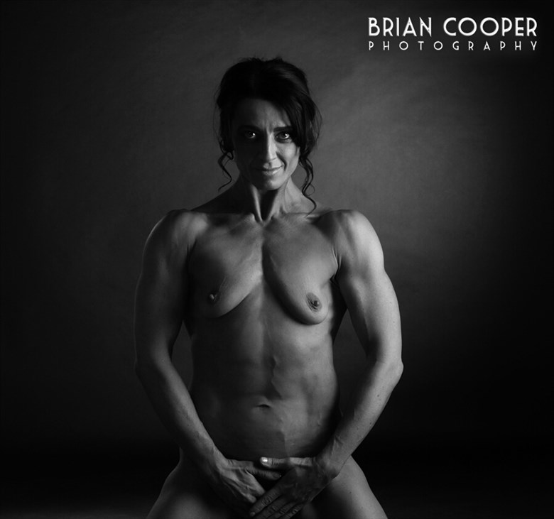 Modest Nude Artistic Nude Photo by Model T