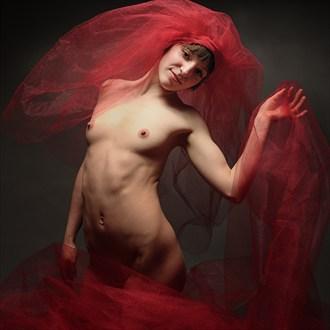 Molly Artistic Nude Photo by Photographer Jon Hoadley