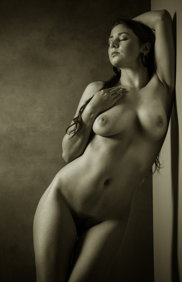 Molly Nude  Artistic Nude Photo by Photographer Risen Phoenix