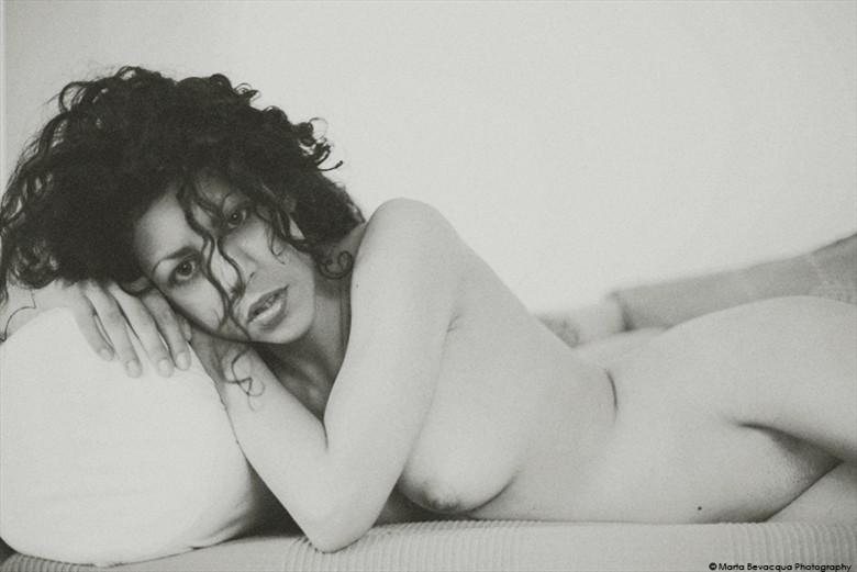 Mon coeur mis %C3%A0 nu   Marta Bevacqua Artistic Nude Photo by Model BriarRose