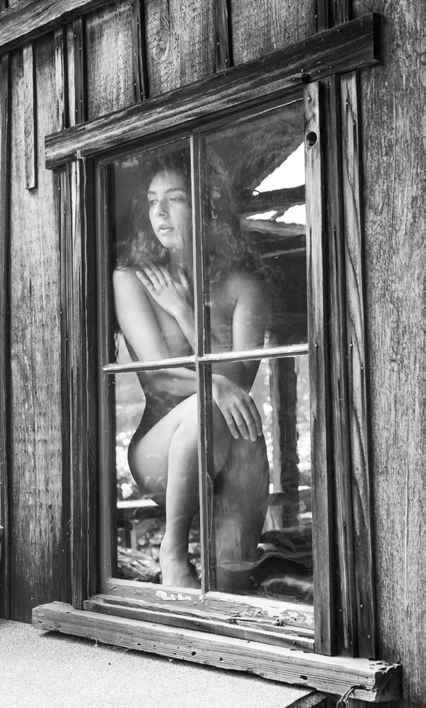 Monique on Wildcat Hill Weston Inspired Artistic Nude Photo by Photographer lancepatrickimages