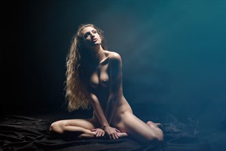Moonlight Artistic Nude Photo by Photographer mtygerphoto