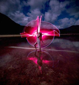 Moonlight Sonata Artistic Nude Artwork by Photographer Robearth