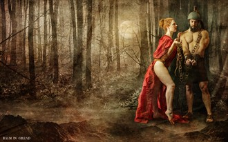 Moonlit Mercies for the Damned Fantasy Photo by Photographer balm in Gilead