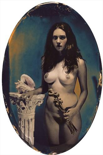 Morgan, 2014 Artistic Nude Photo by Photographer Nalla Senrab