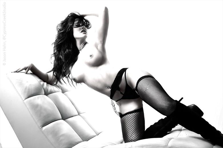 Morgan Casey Artistic Nude Photo by Photographer Jason Hahn