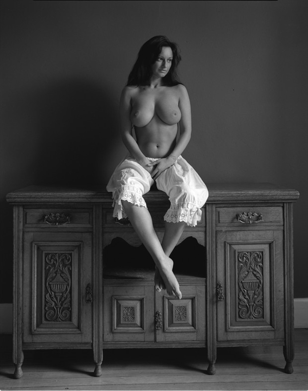 Morgan Lingerie Photo by Photographer Figure and Form