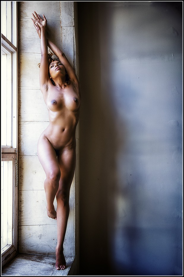 Morning Stretch Artistic Nude Photo by Photographer Magicc Imagery