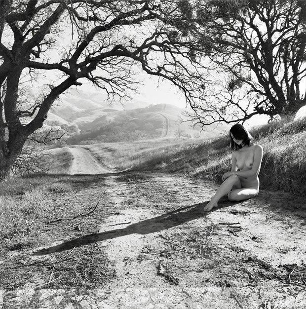 Morning Trail Artistic Nude Photo by Photographer Silvershooter