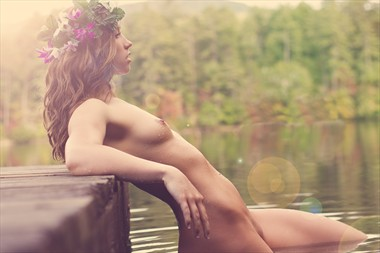 Morning Tranquility Artistic Nude Photo by Photographer Constantine Studios