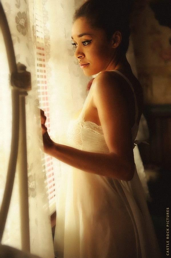 Morning light  Lingerie Artwork by Model KD Star