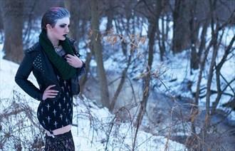 Mortiferum Photography  Tattoos Photo by Model Ashley Love