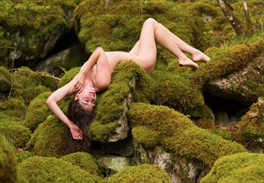 Moss Artistic Nude Photo by Photographer Fleeting Image