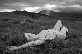 Mountain 1 Artistic Nude Photo by Photographer Paganus Images