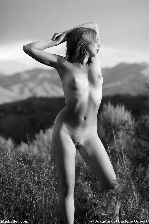 Mountaintop Artistic Nude Photo by Photographer Michelle7.com