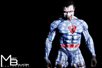 Mr. Sinister Cosplay Photo by Photographer Marc Bourcier Photography