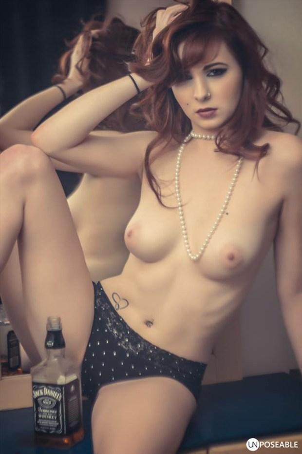 Mrs. Daniels Artistic Nude Artwork by Model Samantha Christine