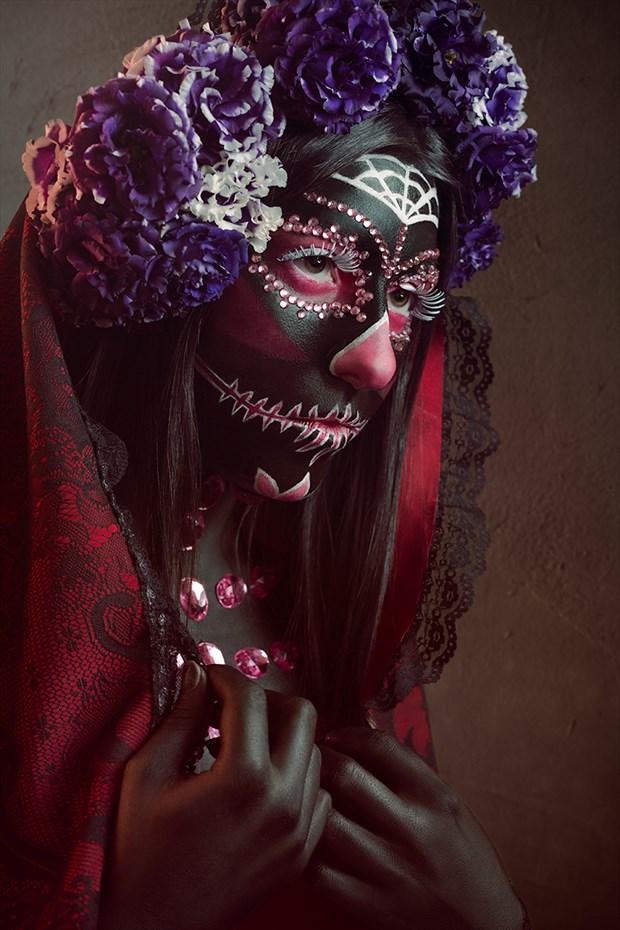 Muertos los de Dia Fetish Photo by Photographer Marcos Domenech