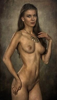 Muirina Fae Artistic Nude Photo by Photographer Tom Gore
