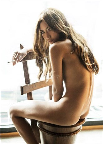 Munster Artistic Nude Photo by Model Ploy Tigestam