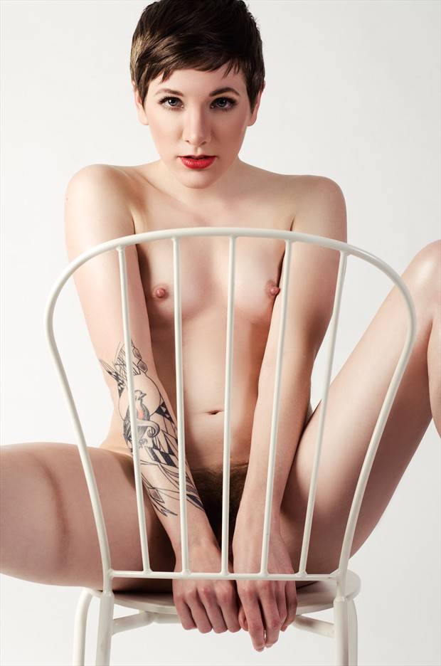 Murmurous Artistic Nude Photo by Model diluvians
