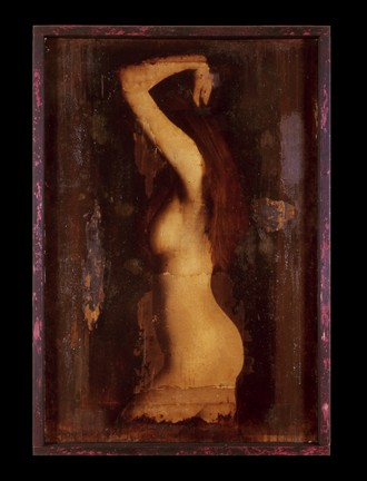 Muse %233 Artistic Nude Artwork by Artist Peter Michelena