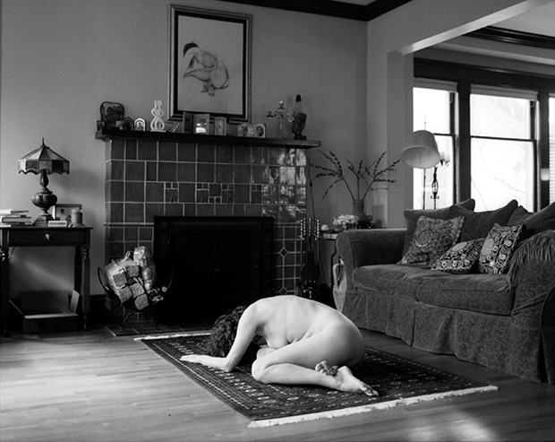 Mushrooms of Nostalgia Artistic Nude Photo by Photographer Vahid Naziri
