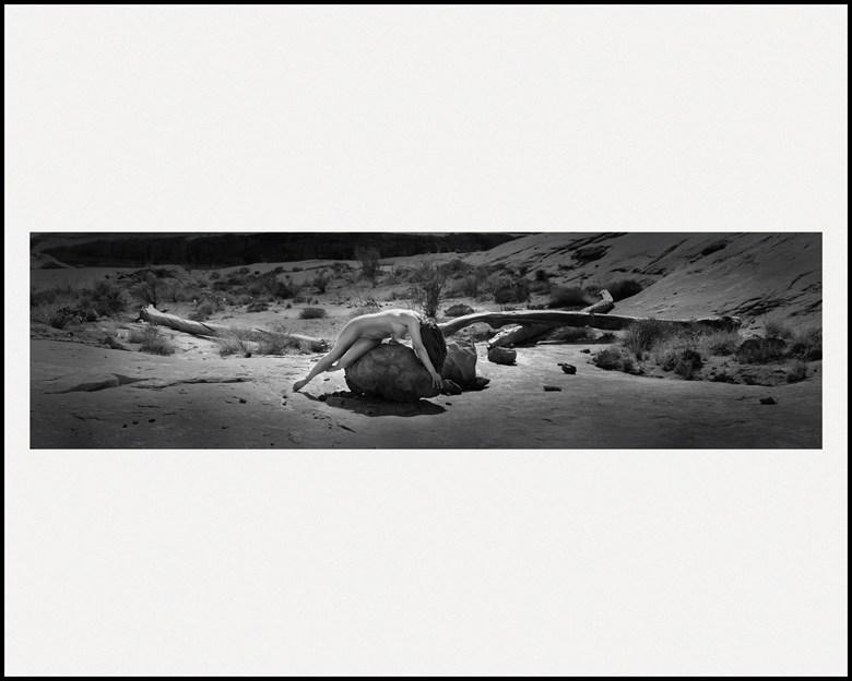 My Despair  Artistic Nude Photo by Artist LightBrushedImages