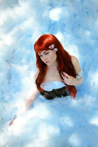 My Love By James Mcnutt Fantasy Photo by Model AtenaMy