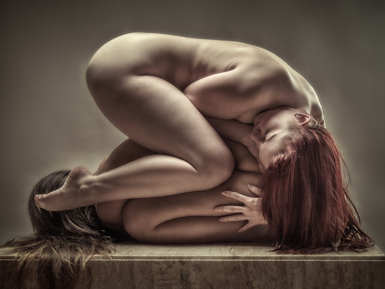 My Money's on Red Sensual Photo by Photographer rick jolson