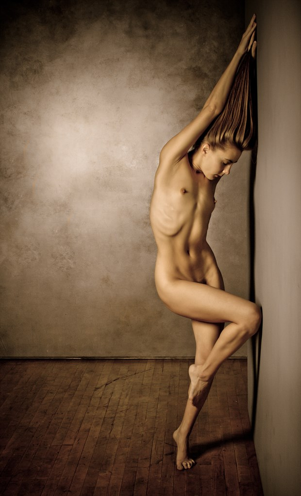 My Soul Disguised Artistic Nude Photo by Photographer Risen Phoenix