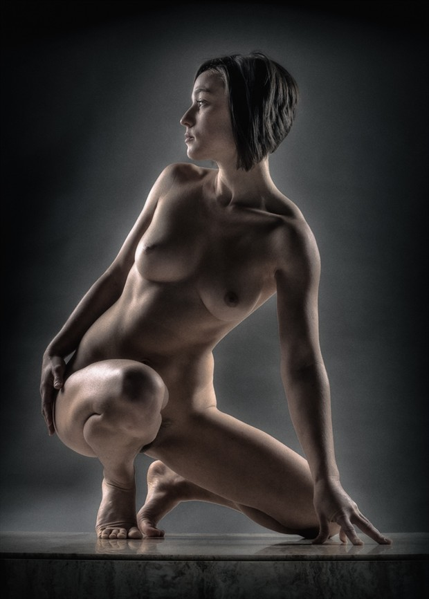 My mother will never eat off this coffee table again! Artistic Nude Photo by Photographer rick jolson