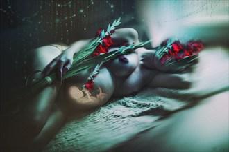 Mysteries of Love Figure Study Artwork by Photographer Katarzyna Wieczorek