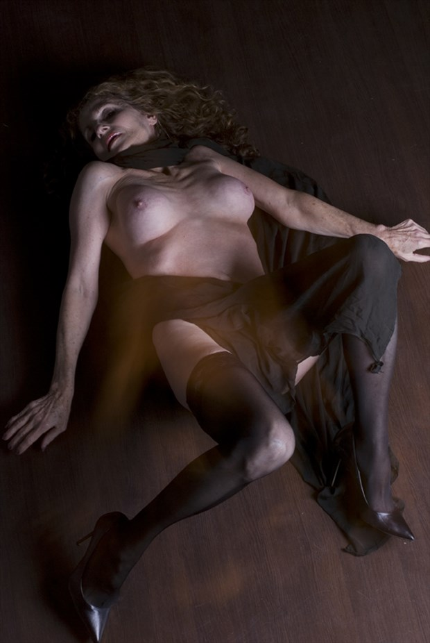 NUDE by ALE DIDONI 2016 Artistic Nude Photo by Model Christine Berl