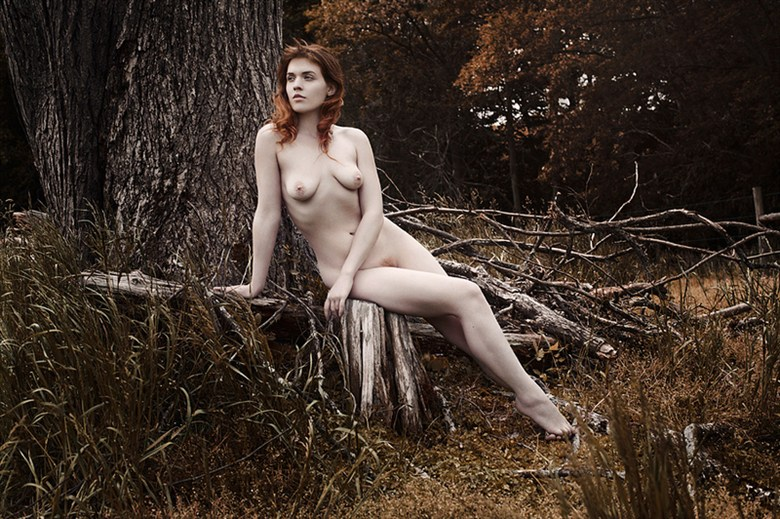 NYC Fine Art Nudes Artistic Nude Photo by Model Queen Dandelion
